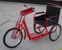 self-driven tricycle ss-3