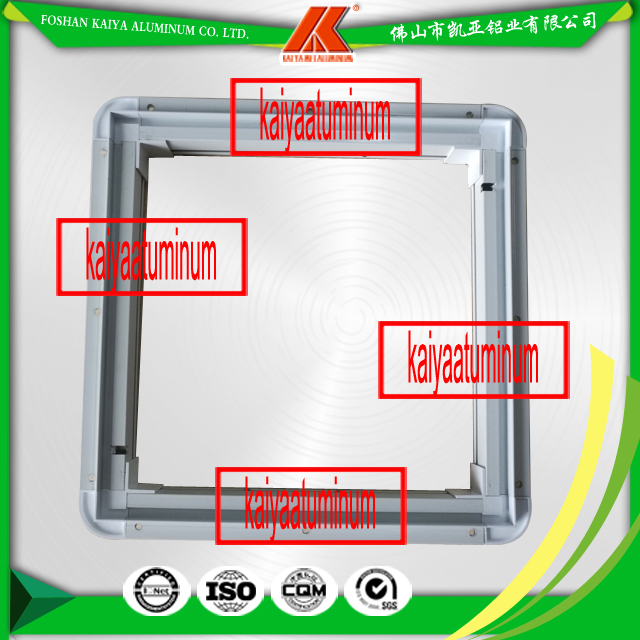 Aluminum Profile for LED Panel Light