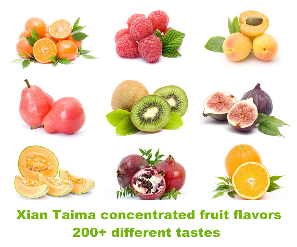 Fruit Flavour Concentrate - Key Lime Flavour/high concentrated key lime flavour/125ml sample