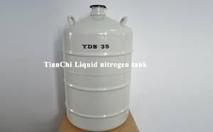 Liquid nitrogen container 35L