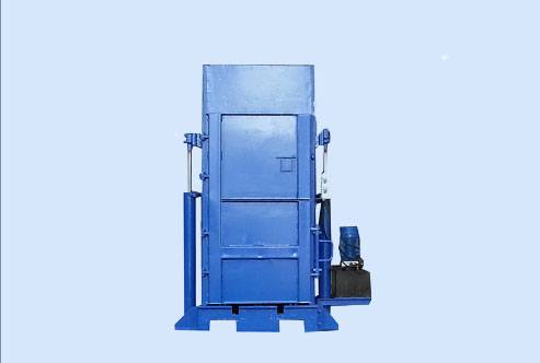 Waste paper baler for supermarket 25tons