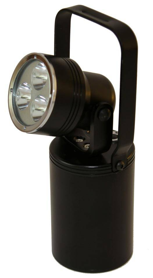 BYL-04C Focus powerful rechargeable LED torch