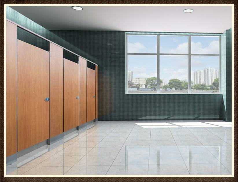 HPL Toilet Cubicle Partition