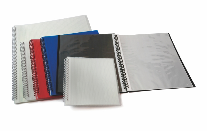 Display Book (Clear Book) Double Rings