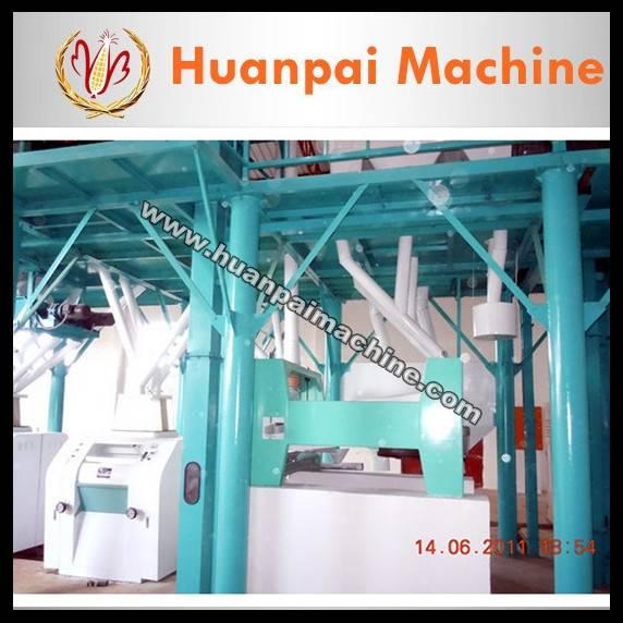 5-500T/24h corn mill machine,grain flour mill,maize mill