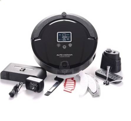 auto Lowest Noise robot floor cleaner