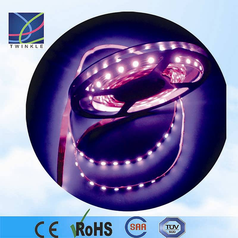 aluminium flexible pcb, IP65 waterproof 5050 RGB led strip light(30leds/m)