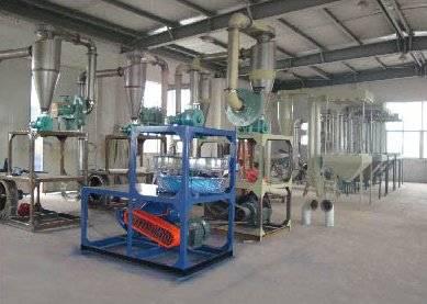 Soft PVC Plastic grinder Machinery