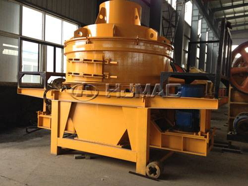PCL vertical impact crusher,sand making machine for sale with reasonable price