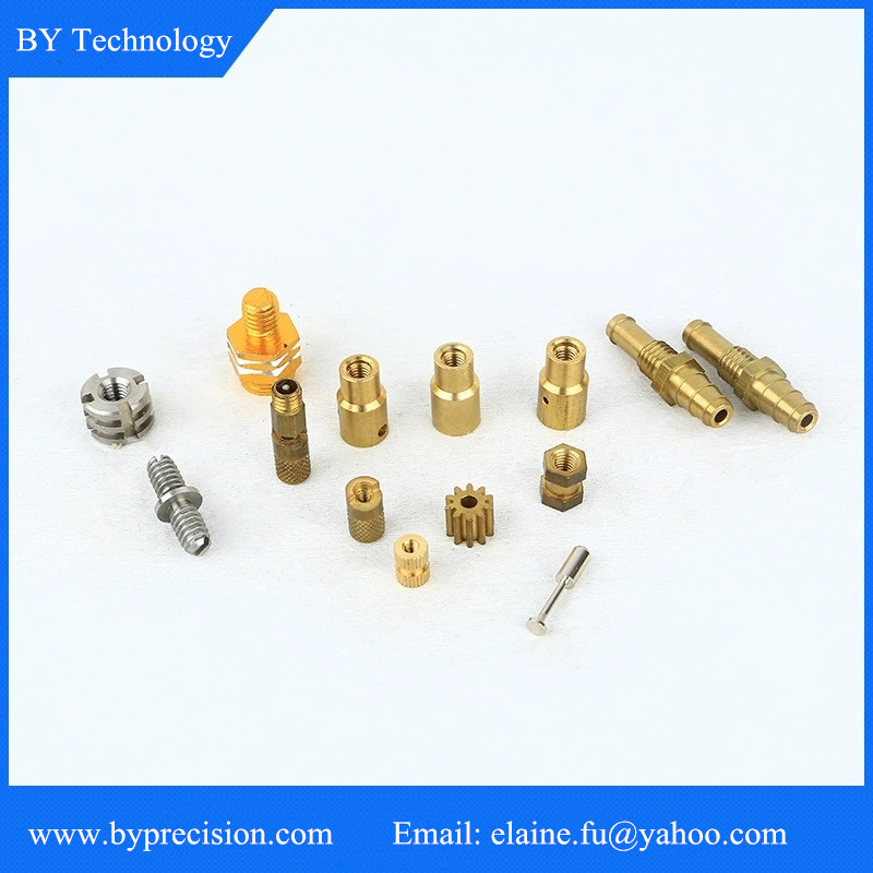 machined copper nut