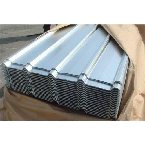 Corrugated zinc roofing sheet