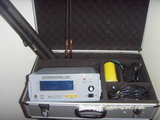 mineral detector