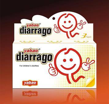 Diarrago- external medicines for children's Diarrhea