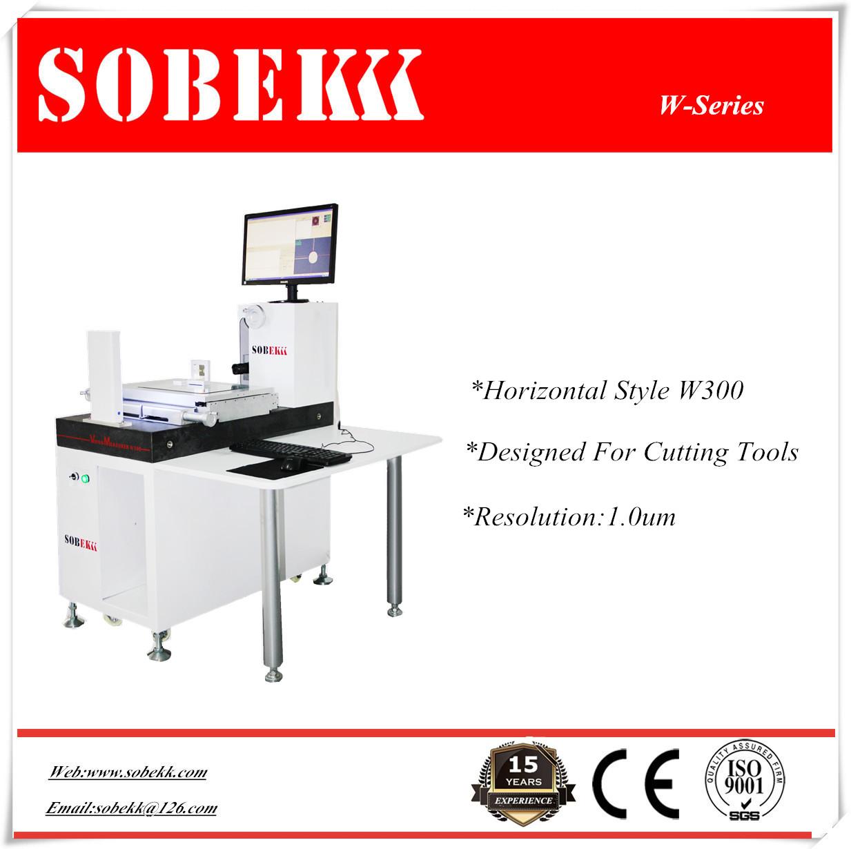 Sobek Manual Horizontal Video Measuring Machine
