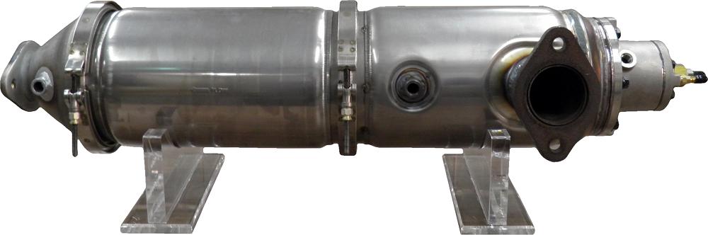 DPF Converter (Hybrid/ Passive/ Active)