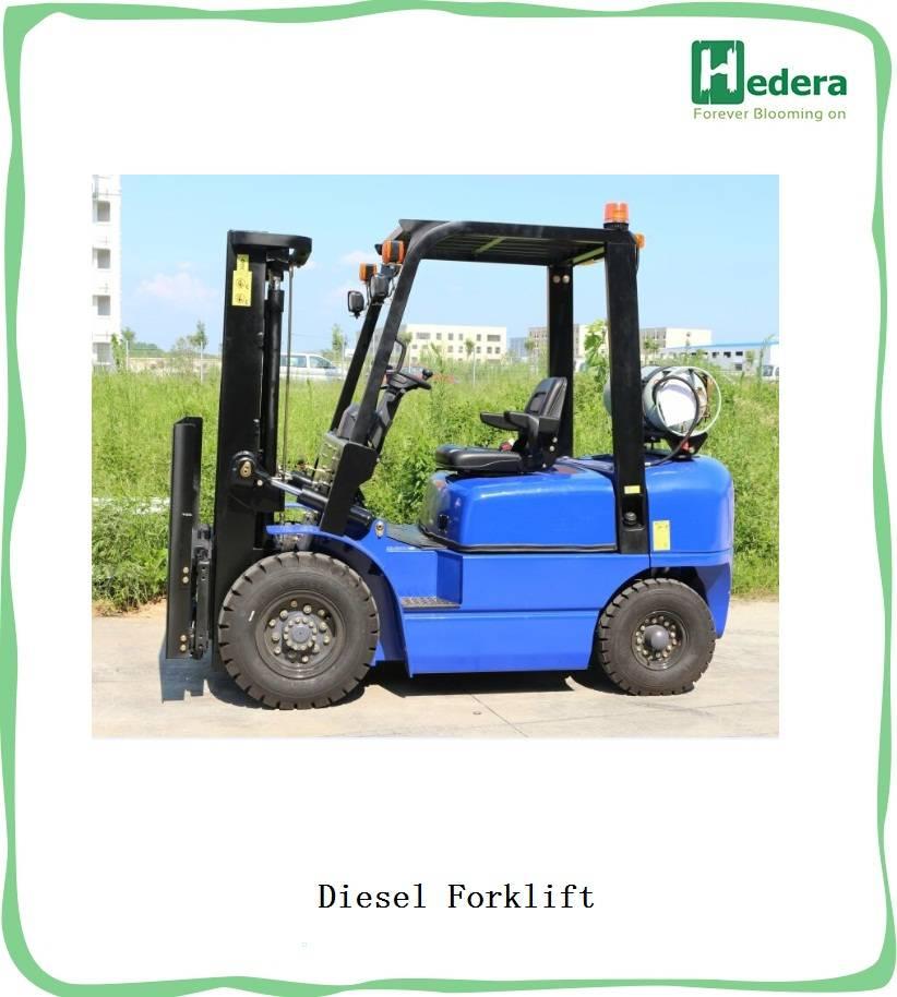 3 ton hydraulic diesel forklift