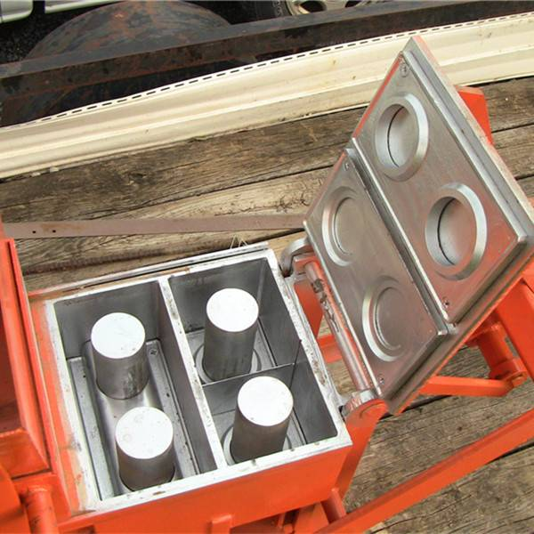 hand press QMR2-40 manual small soli brick machine