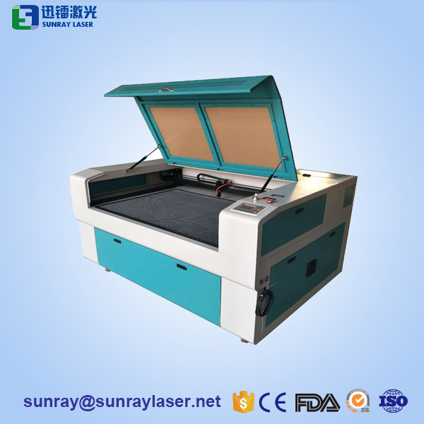 Widely used co2 laser cutting engraving machine