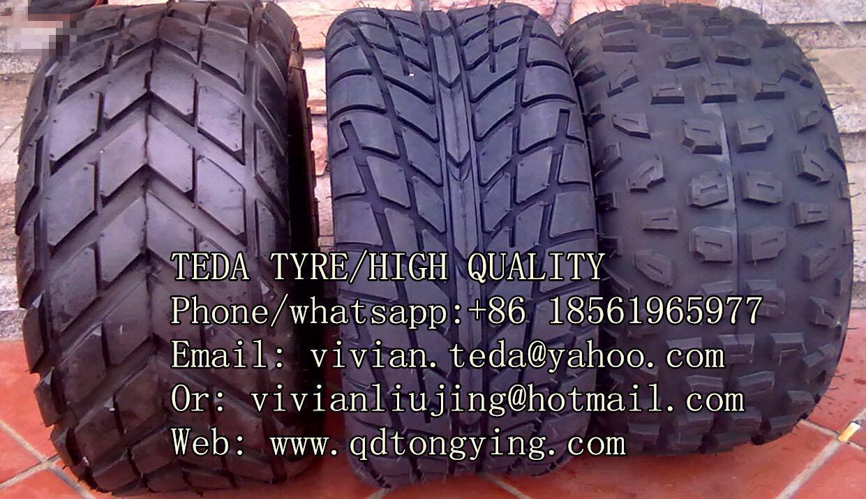 ATV tyres