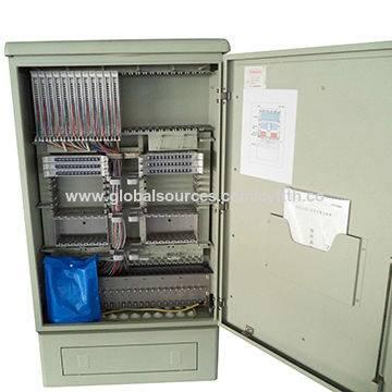 Fiber Cable Distribution Cabinet