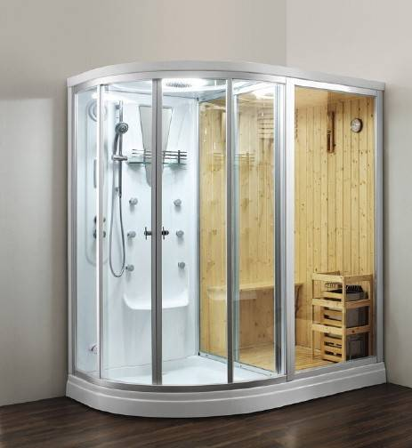 MONALISA Acrylic Steam Room M-8251 for distributors