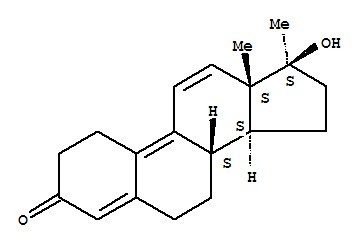 Methyltrienolone (Metribolone)