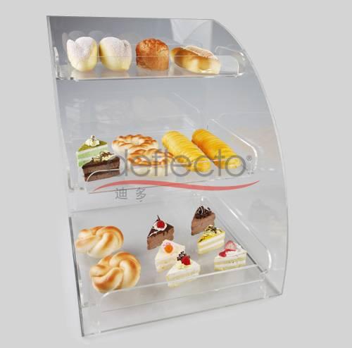 Deflect-o Acrylic Dessert Holder,406x450x500(mm)