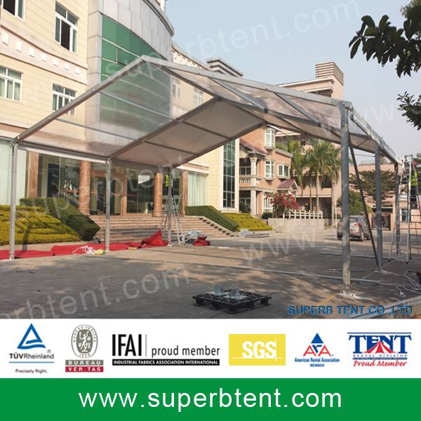 Manufacturer of clear span tent for sales