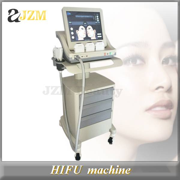 H5 Beauty salon high intensity focused ultrasound for skin rejuvenation skin lifting wrinkle removel
