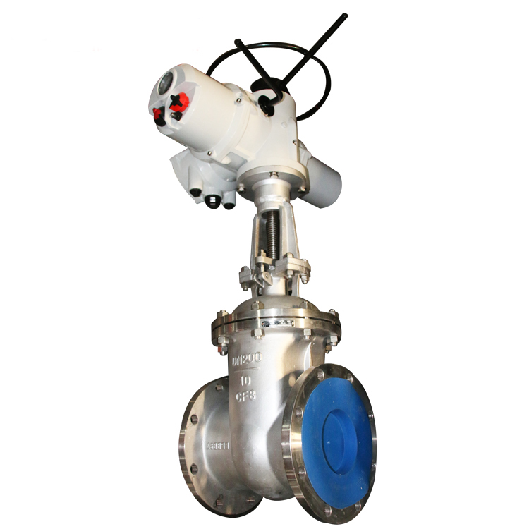 remote control gas electronic proportional valve gate valve actuator
