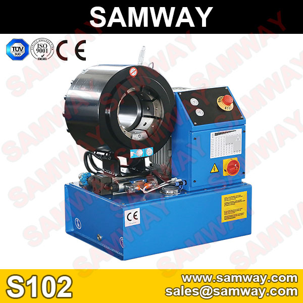 Samway S102 Hydraulic Hose Crimping Machine