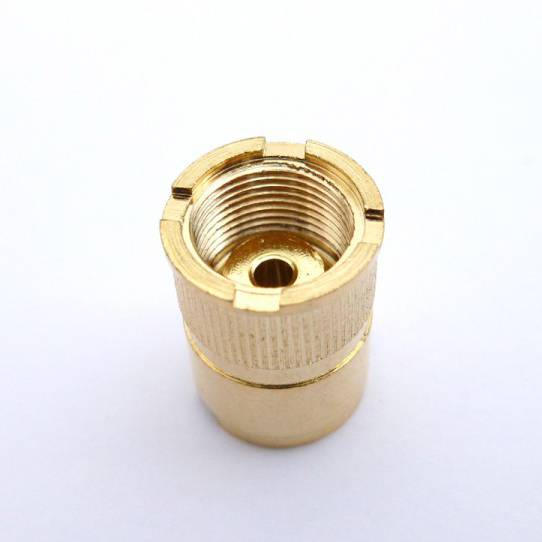 Custom CNC Machining E- cigarette connector, drawing welcome