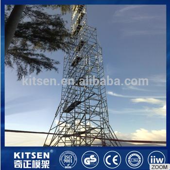Kitsen Aluminum Scaffolding Tower