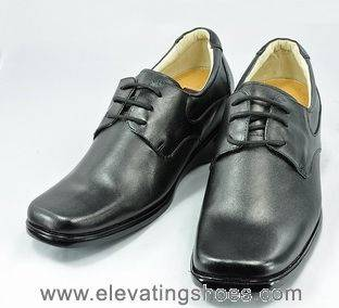 JGL-1233 elevator boots, height shoes, shoe lifts, lifting shoes, grow taller shoes, increase height