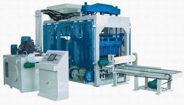 JL6-15 hollow block shaping machine
