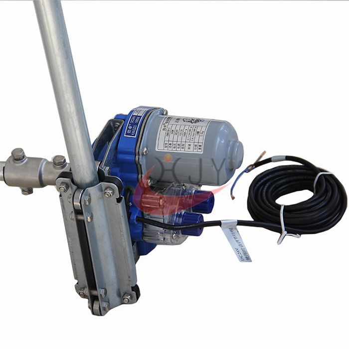 Agriculture Electric Roll Up Film MotorDC24V 100W/120W Electric Roll Up Unit for greenhouse