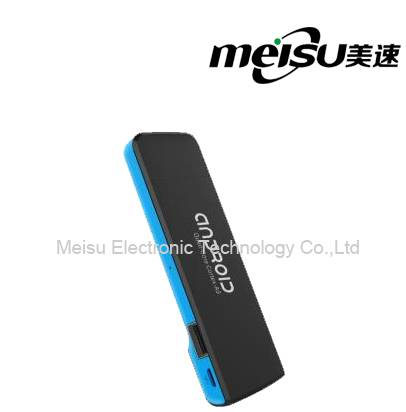Chipset Rk3188 Quad Core Smart TV Dongle Sdram 2GB Android 4.2 (ATD08)