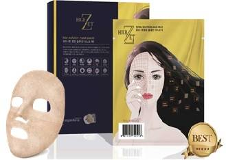 HIGH-ZET TOTAL SOLUTION MASK PACK