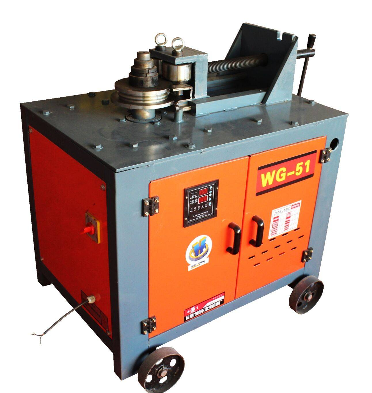 51mm pipe bending machine