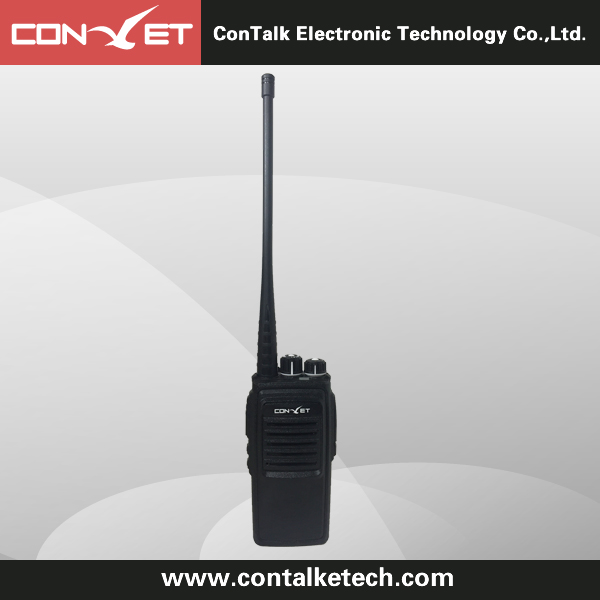 ContalkeTech CTET-586S 12W UHF/VHF long range two way radio with 16 channels DTMF SOS