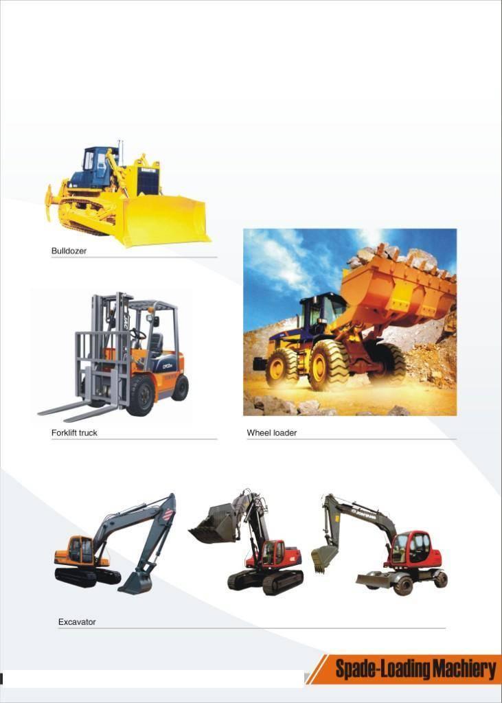 Spade Loading Machinery