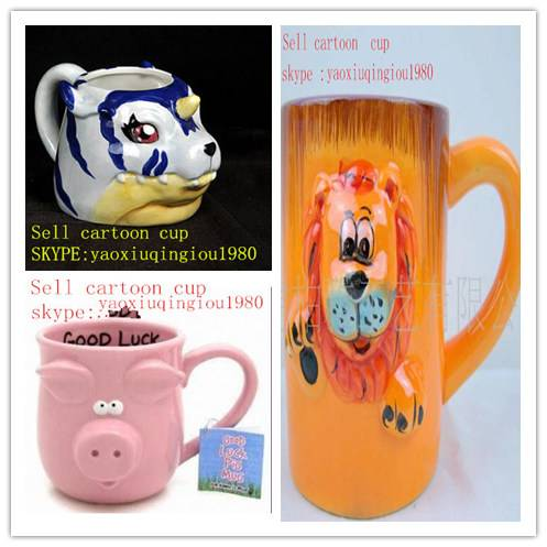 creative ceramic mug produced ,Disney product