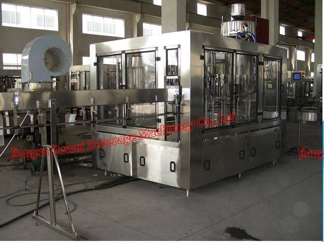 Water Filling Machine( monbloc3-IN-1)