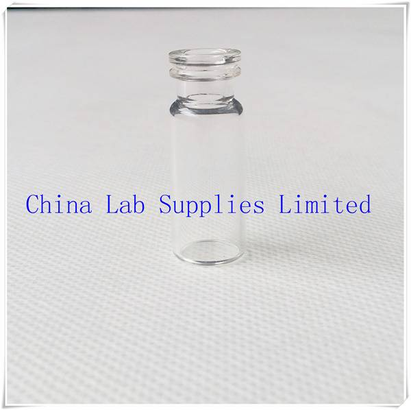 made in china top quality amber glass bottles for GC analysis V1013