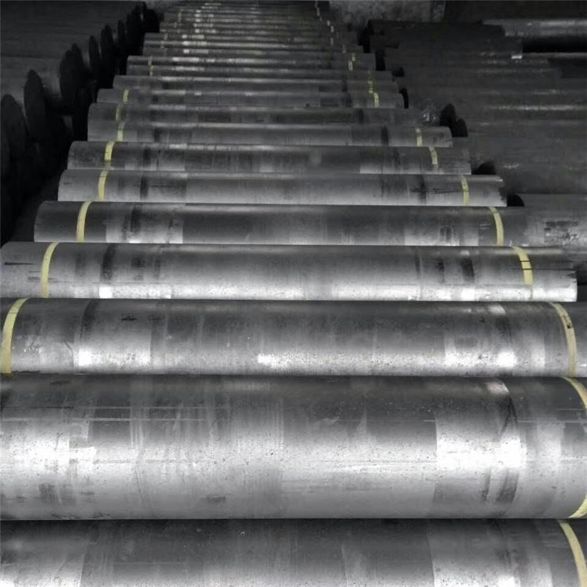 UHP500mm carbon graphite electrode for EAF