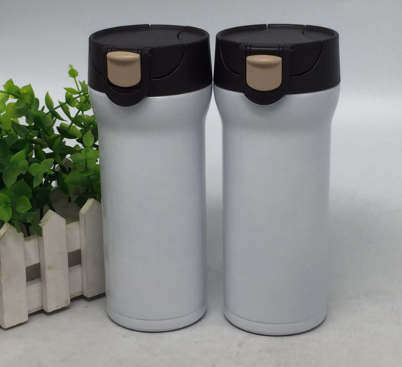 Stainless steel double wall insulated vacuum water bottle thermos