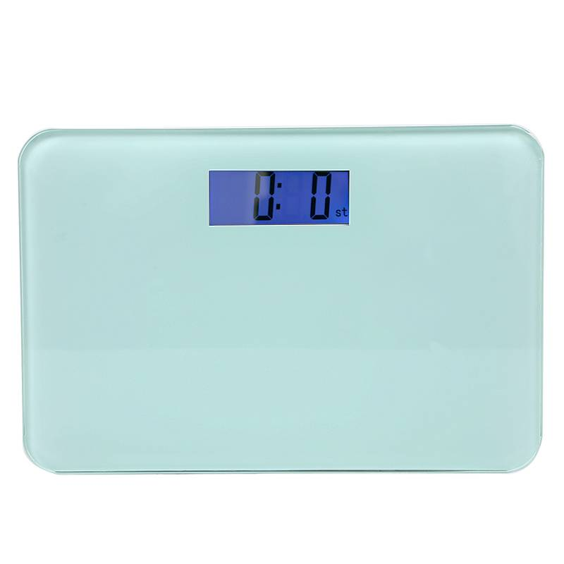 180kg Backlit LCD Digital Personal Scale