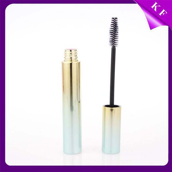 Shantou Kaifeng Round Blue & Glod Wholesale Colorful Unique Packaging For Mascara CM-2239