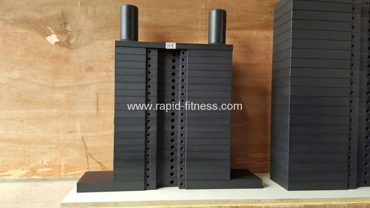 Steel Weight Stacks
