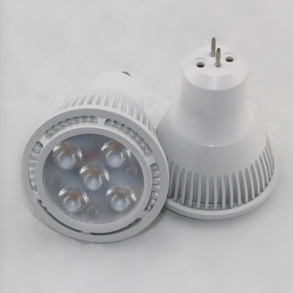 China Factory Supply SMD 5W LED Spotlight GU10 LED bulb